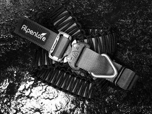 Cleverly Engineered HYBRID Tactical / Survival EDC BELTS loaded with
